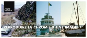 Tuto Reproduire la chromie d'une photo Photoshop