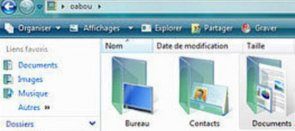 Tuto Bureau mode d'emploi Windows