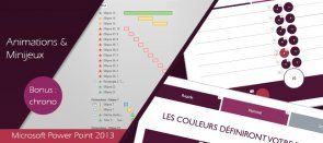 Tuto Powerpoint : Gestion et approfondissement des Animations PowerPoint