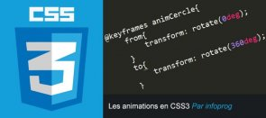 Tuto Les animations en CSS3 CSS