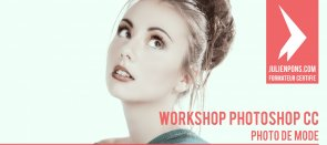 Tuto Workshop Photoshop CC - Photo de mode Photoshop