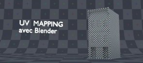 Tuto Blender UV Mapping Blender