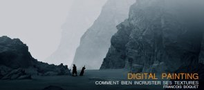 Tuto Digital Painting : Comment bien incruster ses textures Photoshop