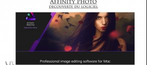 Tuto Affinity Photo découverte du logiciel Affinity Photo