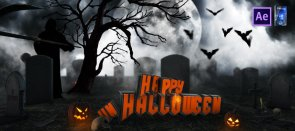 Tuto Halloween night After Effects