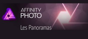 Tuto Création de panoramas sous Affinity Photo 1.4 Affinity Photo