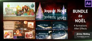 Tuto Bundle de Noël After Effects