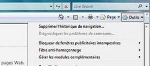 Tuto Internet Explorer mode d'emploi Windows