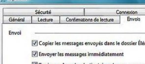 Tuto Optimisez vos envois de messages Windows