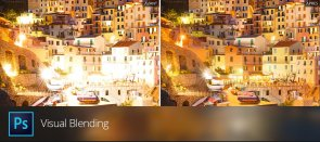 Tuto Visual Blending avec Photoshop Photoshop