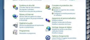 Tuto Le panneau de configuration Windows