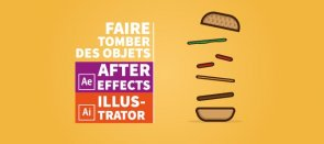 Tuto After Effects : Créer une chute d'objets ! After Effects