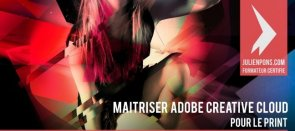 Tuto Maîtriser Adobe Creative Cloud pour le Print Photoshop