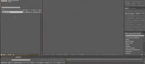 Tuto Comprendre les formats video After Effects