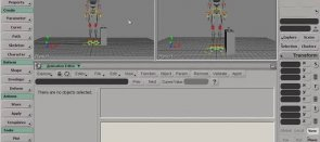 Tuto Scéance d'Acting Softimage