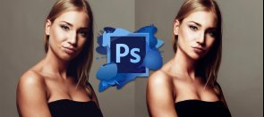 Tuto Retoucher un selfie, ou un portrait, avec Photoshop ! Photoshop