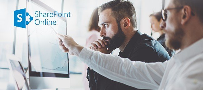 Conception d'un site SharePoint Online