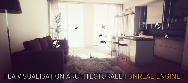 Les bases de la visualisation architecturale avec Unreal Engine
