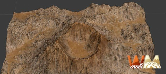 Tuto Booster le réalisme : Texturing avec des images dans World Machine World Machine