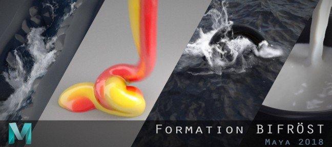 TUTO MAYA 2018 , 5 Formations Maya 2018 en vidéo sur TUTO COM