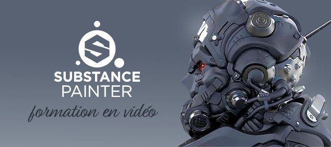 Tuto L'essentiel : Substance Painter 2018 Substance Painter