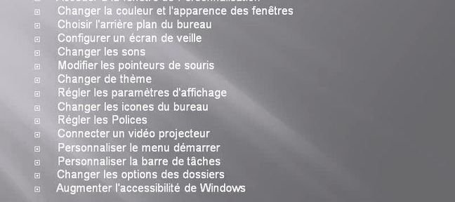 Augmenter l'accessibilité