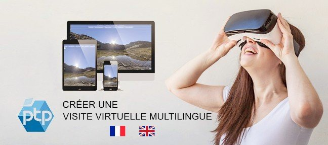 Tuto Gratuit : Comment utiliser le mode multilingue de Panotour Pro ? Photo