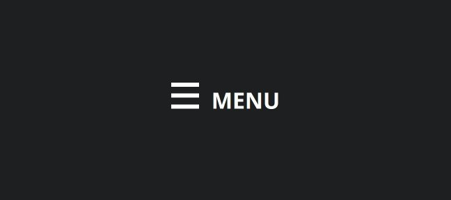 Dev FrontEnd #3 : Menu hamburger