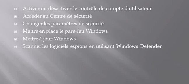 Scanner avec Windows Defender