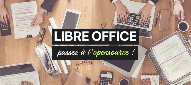 Tuto Bundle : formez-vous à Libre Office ! Libre Office