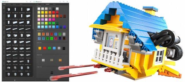 TUTO Script BrickIt et atelier pratique en vidéo : construisez vos modèles  Lego 3D avec Maya 2019 sur Tuto com