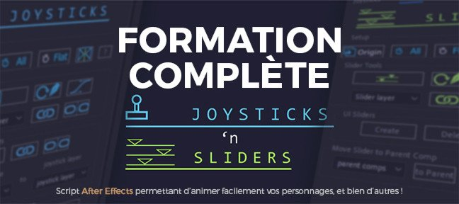 Formation complète du script Joystick and Sliders !