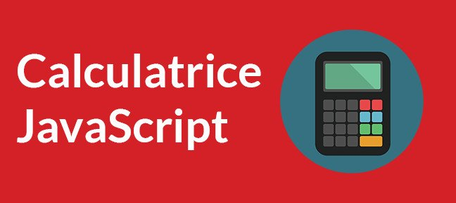 Tuto Créer une Calculatrice en JavaScript en programmation fonctionnelle JavaScript