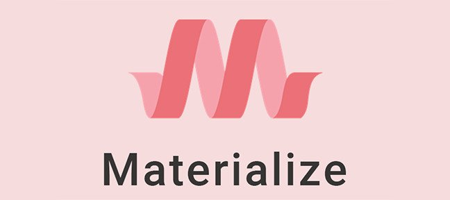 Tuto Materialize CSS Materialize CSS