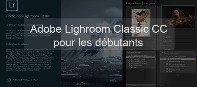 Adobe Lightroom Classic CC pour débutants