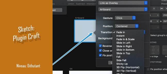 Sketch gratuit - Le plugin Craft