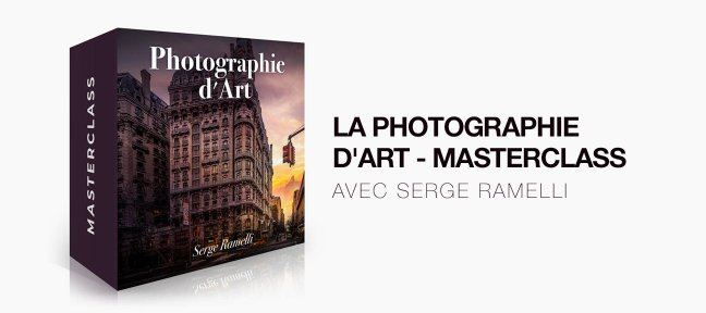 Tuto La photographie d'ART - MasterClass Lightroom