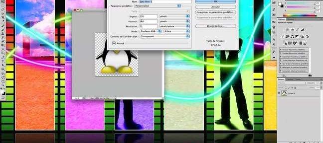 Tuto effet de reflet simplement avec photoshop cs5 sur for Effet miroir photoshop cs5