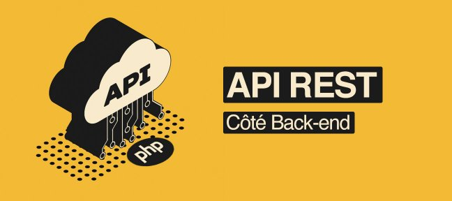 API REST : Côté Backend