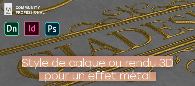 Tuto Mise en situation de supports en 3D Photoshop