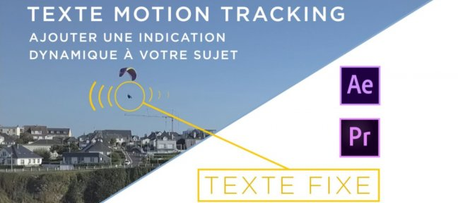 Tuto Créer 2 animations de suivis de mouvement entre Premiere et After Effects After Effects