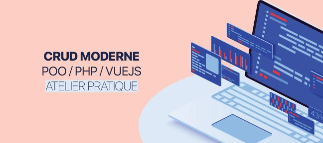 Exercice PHP POO - CRUD moderne