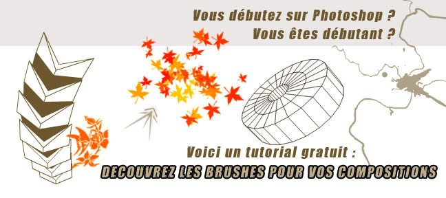 Tuto Les brushes sur Photoshop Photoshop