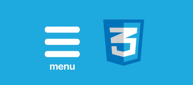 Tuto Comment faire un menu burger sans programmation ? CSS