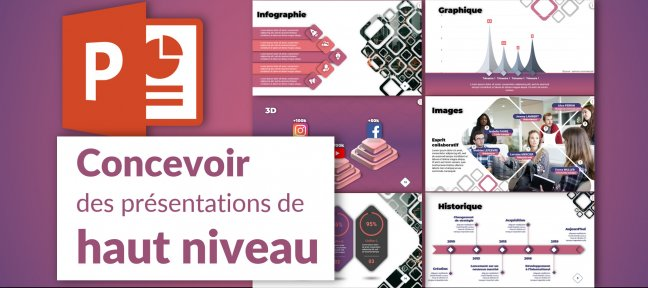 PowerPoint : L'Art de la conception