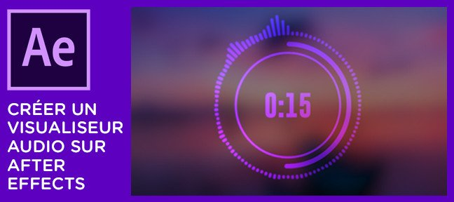 Tuto Créer un visualiseur audio sur After Effects After Effects