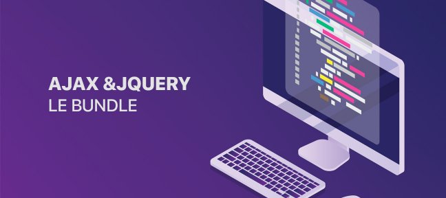 BUNDLE Ajax & jQuery