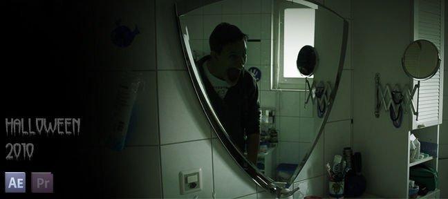 Tuto effet de miroir hant avec after effects cs5 sur for Miroir film horreur