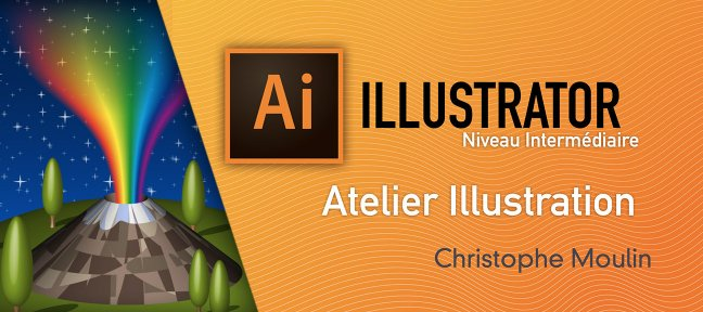 Tuto Atelier illustration : fonctions inexplorées d'Illustrator Illustrator