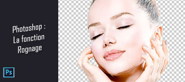 Tuto Gratuit Photoshop - La fonction rognage Photoshop